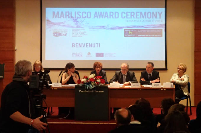 MARLISCO Award ceremony speakers, Teramo