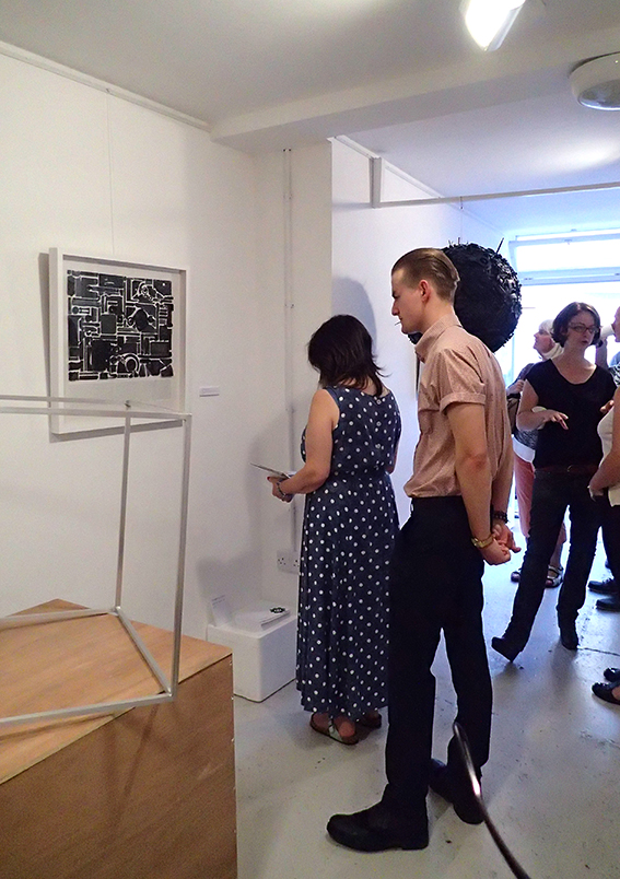 Steve McPherson 'In significance' Exhibtion Margate