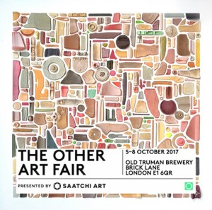 The Other Art Fair, McPherson oct 2017