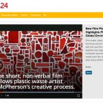 Channel 24 Plastic Song blg